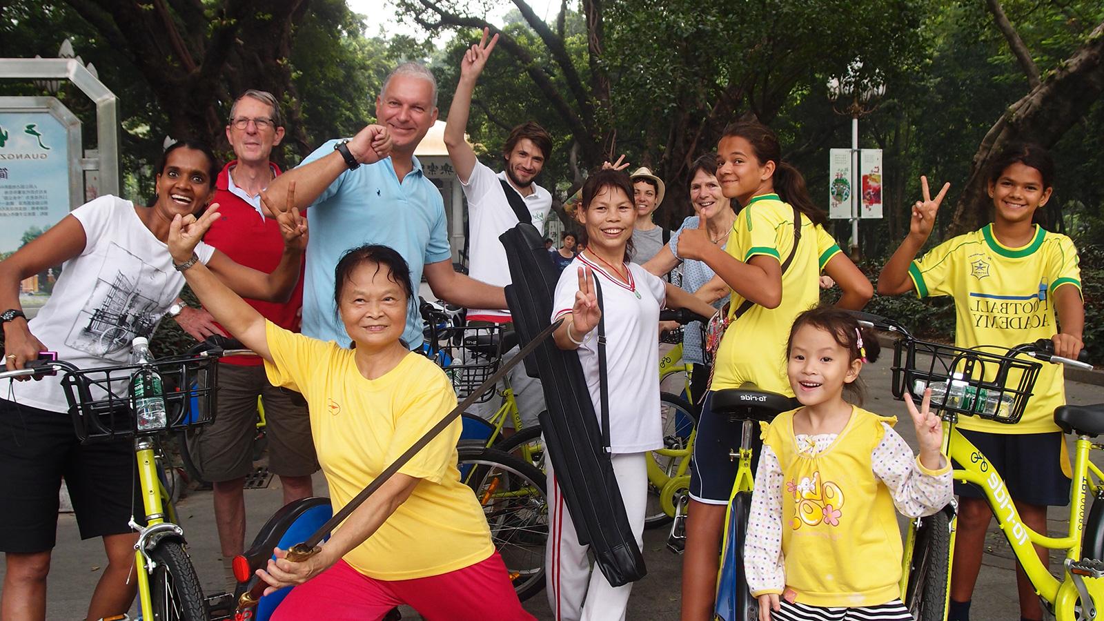 Cycle Canton - Teamuitjes