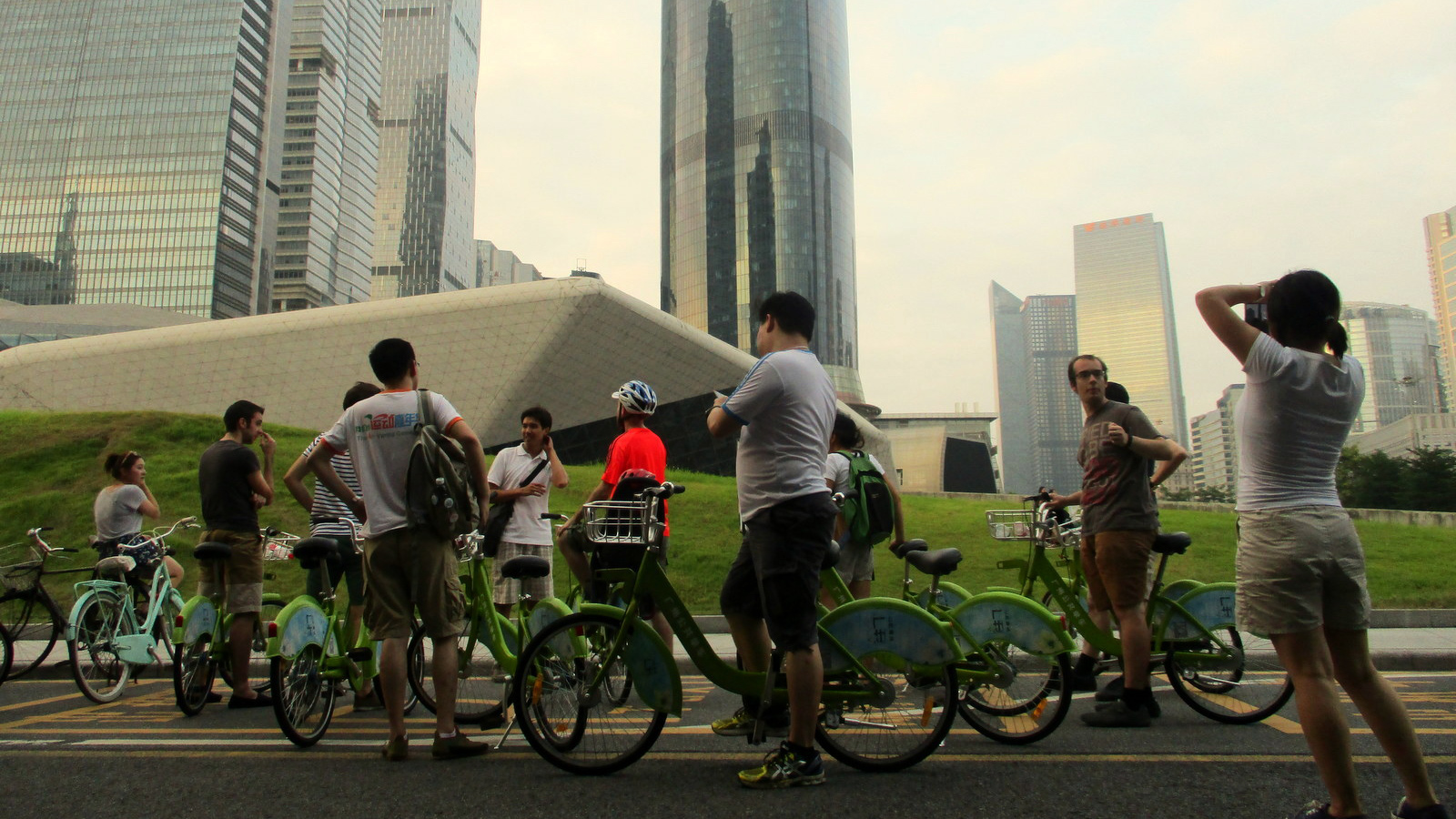 Cycle Canton - Guided Cycle Tours Guangzhou - Daily Tour