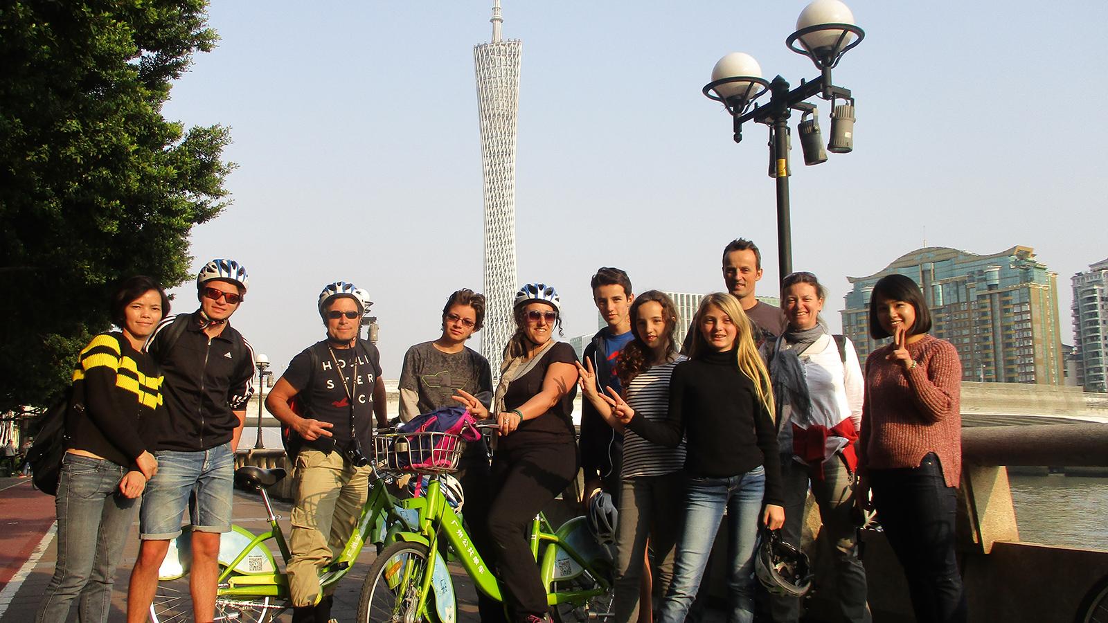 Cycle Canton - Dagelijkse Toer