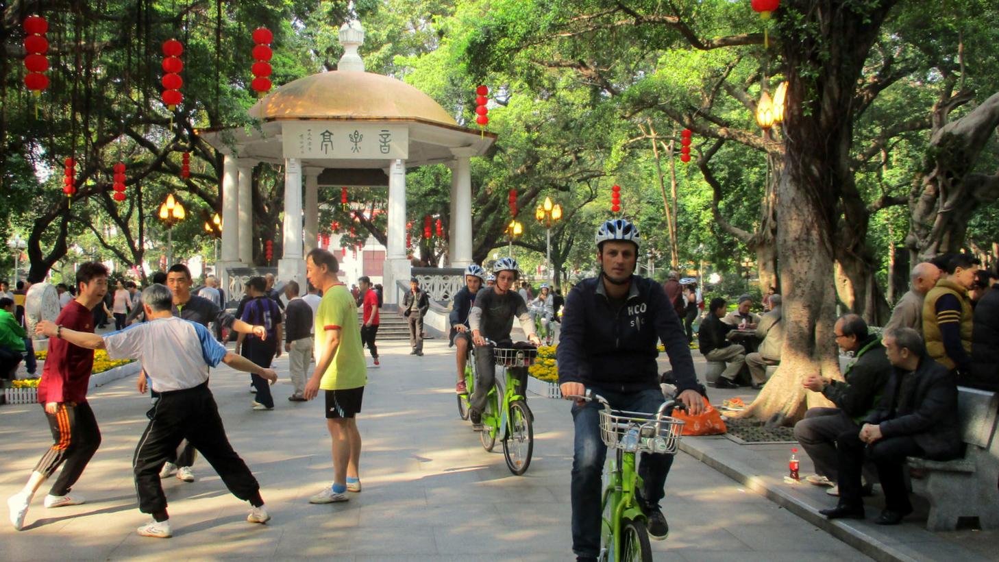 Cycle Canton - Guided Cycle Tours Guangzhou - FAQ