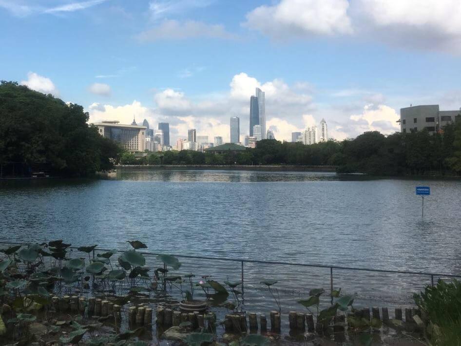 Cycle Canton - Guided Cycle Tours Guangzhou - Walking