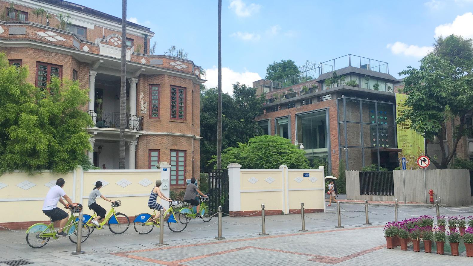 Cycle Canton - Velo & Art